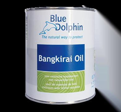 Blue Dolphin Bangkirai Olie