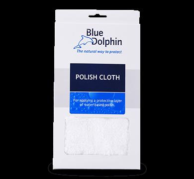 Blue Dolphin Polishdoek