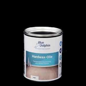 Blue Dolphin Hardwax-Olie Mat 1 l