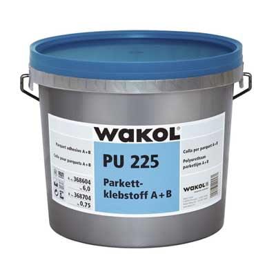 Emmer Wakol PU 225 2K project parketlijm