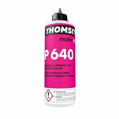 Tube Thomsit P640 nadenlijm voor parket