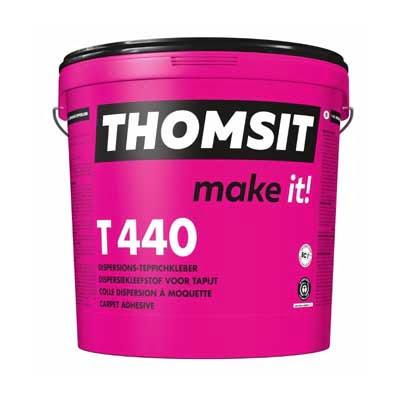 15 kg emmer Thomsit T440 Tex tapijtlijm