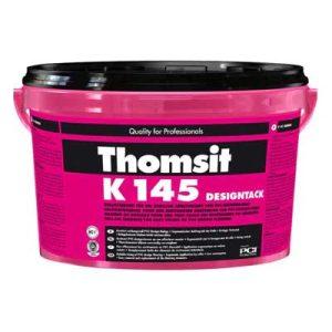 Emmer Thomsit K145 rolfixatie voor PVC stroken