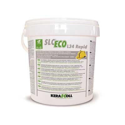 Emmer Kerakoll SLC eco L34 rapid 2K snellijm
