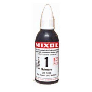 Mixol kleurpigment zwart
