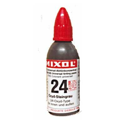 Mixol kleurpigment steengrijs