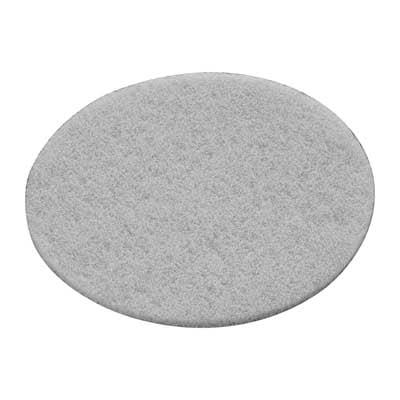 Pads Wit klein diameter 150 mm