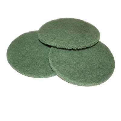 Pads Groen klein diameter 130 mm