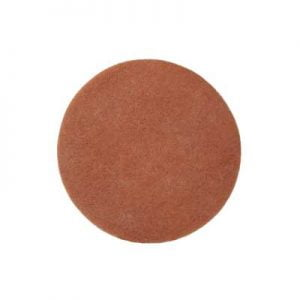 Pads Beige diameter 16 inch of 406 mm en 1 cm dun