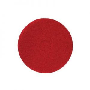 Pads Rood diameter 16 inch of 406 mm en 2 cm dik