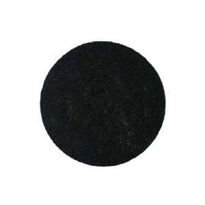 Pads Zwart diameter 16 inch of 406 mm en 2 cm dik