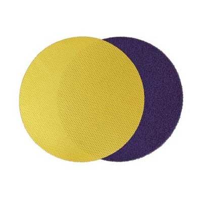 Schuurpapier Multihole schuurschijf diameter 200 mm korrel 80