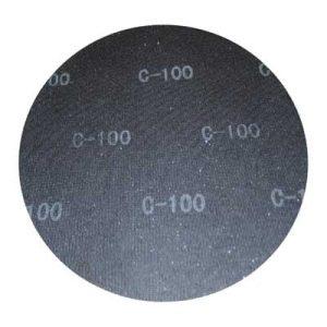Gaasschijf diameter 16 inch of 406 mm korrel 80