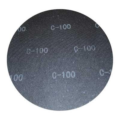 Gaasschijf diameter 16 inch of 406 mm korrel 180