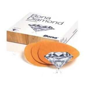Bona schuurpapier diamond diameter 150 mm schuurschijf Korrel 80