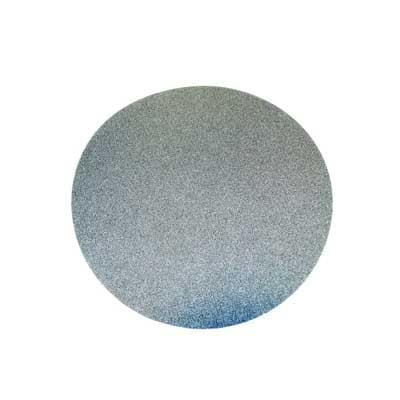Bona schuurpapier 8100 schuurschijf zwart diameter 200 mm Trio Korrel 80