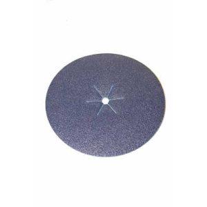Bona schuurpapier 8300 schuurschijf blauw diameter 150 mm Mini Edge Korrel 60