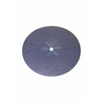 Bona schuurpapier 8300 schuurschijf blauw diameter 150 mm Mini Edge Korrel 80