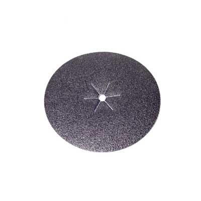 Bona schuurpapier 8100 schuurschijf zwart diameter 150 mm Mini Edge Korrel 60