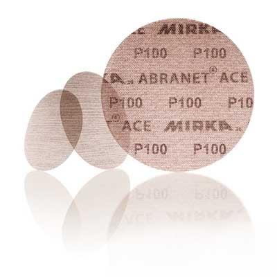 Mirka schuurpapier Abranet Ace schuurschijf diameter 200 mm korrel 100
