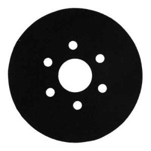 Mirka schuurpapier beschermpad steunschijf Rotex diameter 178 mm