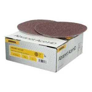 Mirka schuurpapier Abranet Ace HD schuurschijf diameter 150 mm korrel 60
