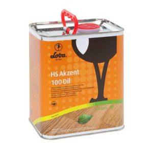 Lobasol HS Akzent 100 Oil Transparant 3 L (VL95)