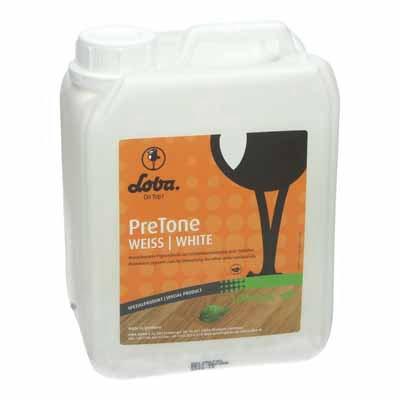 Loba Pretone White 2,5 liter