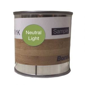 Bona Craft Oil 2K Neutral Light Tester 40 milliliter