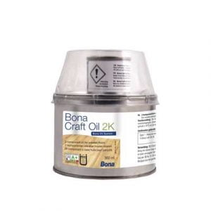 Bona Craft Oil 2K Graphite 400 milliliter