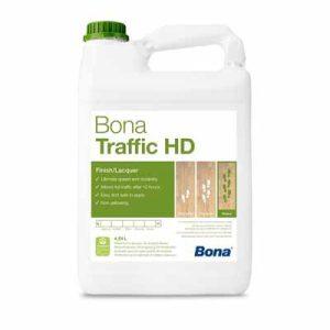 Bona Traffic HD zijdemat 4,95 liter