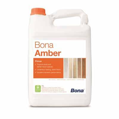 Bona Amber warme houtkleuring 5 liter