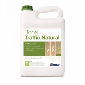 Bona Traffic Natural 2K 4,95 liter