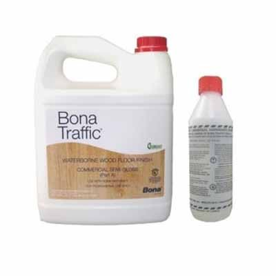 Bona Harder 0,45 liter voor Traffic 4,95 liter
