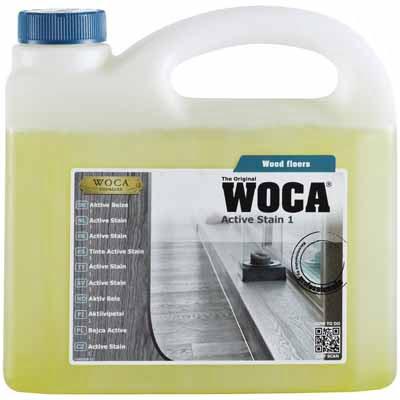 Woca Active Stain 2 2,5 liter