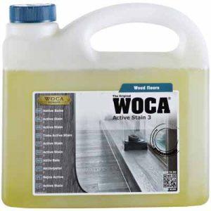 Woca Active Stain 3 2,5 liter