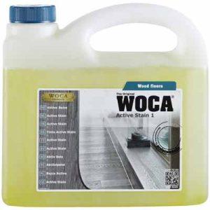 Woca Active Stain 4 2,5 liter
