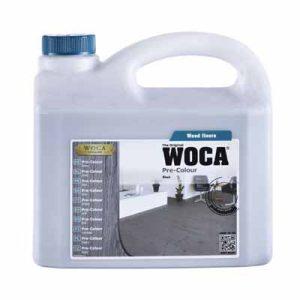 Woca Pre Colour Zwart 2,5 liter