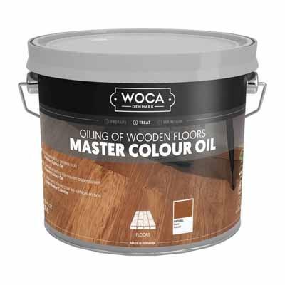 Woca Master Colour Oil naturel 2,5 liter