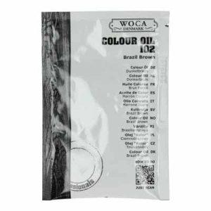 Woca Tester 102 Brazil Brown 250 milliliter