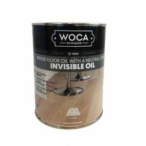 Woca No1 Invisible Oil 1 liter