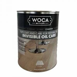 Woca No1 Invisible Oil Care 1 liter