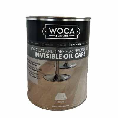 Woca No1 Invisible Oil Care 1 liter