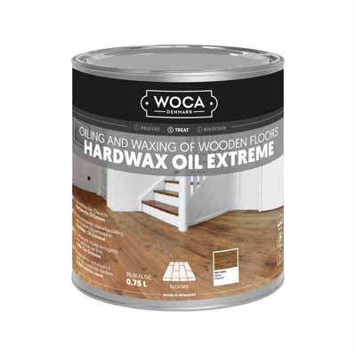 Woca Hardwaxolie Extreem Naturel 0,75 liter