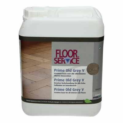 Floorservice Vergrijzingsproduct prime old grey V 5 liter