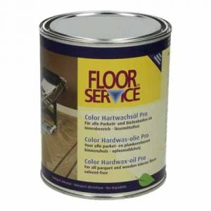 Floorservice Hardwas olie Pro naturel 001 1 liter