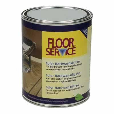Floorservice Hardwas olie Pro naturel 001 1 liter