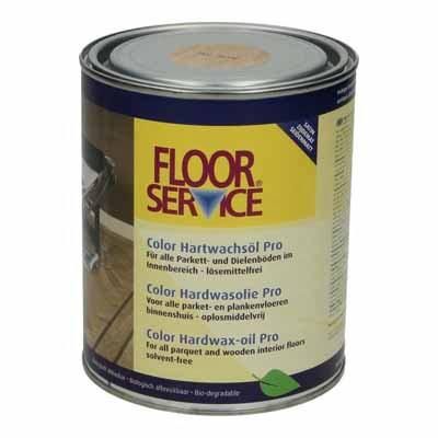 Floorservice Hardwas olie Pro Arctic 100 5 liter