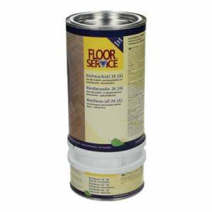 Floorservice Hardwas olie 2K Naturio 001 1 liter