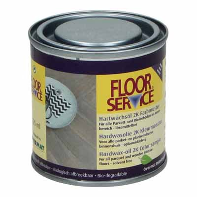 Floorservice Tester Hardwas olie 2K Ceram 178 0,125 liter